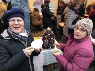 Pierwszy jarmark bożonarodzeniowy w gminie Wolbórz