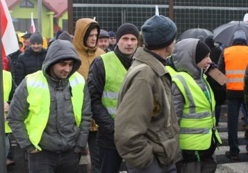 Rolnicy zablokują drogę Srock-Piotrków