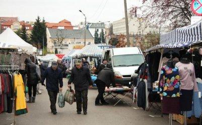 Częściowe zniesienie ograniczeń na miejskich targowiskach