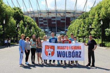 Wycieczka do Warszawy nagrodą dla sportowców