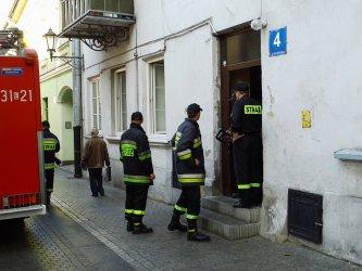 Osiem osób ewakuowano – czad znów groźny
