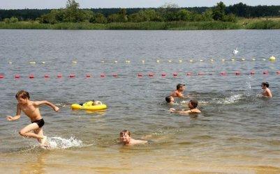 Zakaz kąpieli w Słoneczku odwołany