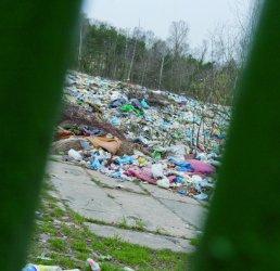 Region: Śmieci fruwają po Młynarach