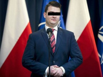 Bartłomiej M. zatrzymany przez CBA