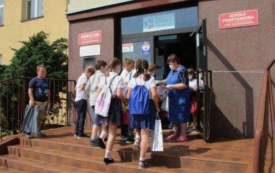 Gmina Wola Krzysztoporska: Szkoły przygotowują się do 1 września