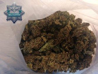 100 gramów marihuany w samochodzie 27-latka