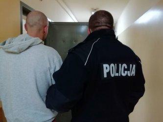 Areszt za dopalacze w skarpecie