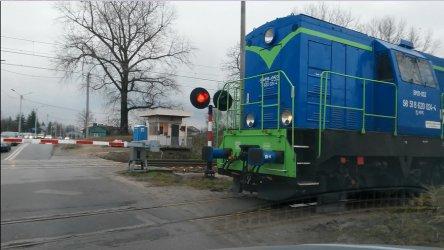 Piotrków: Niebezpieczny przejazd kolejowy [AKTUALIZACJA]