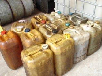 Region: 44-latek handlował kradzionym paliwem