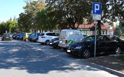 Nowe miejsca parkingowe na Daniłowskiego