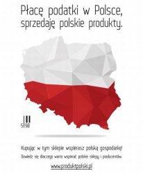Młodzież Wszechpolska: Kupuj polskie produkty w Piotrkowie Trybunalskim