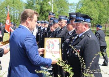 II Gminny Dzień Strażaka w Bogdanowie