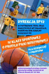Powstanie klasa dla koszykarzy
