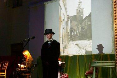 Utwory piotrkowskich poetów w interpretacji aktorów teatru