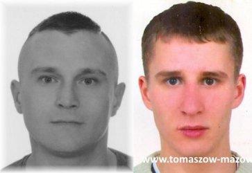 Policja szuka dwóch mieszkańców Tomaszowa