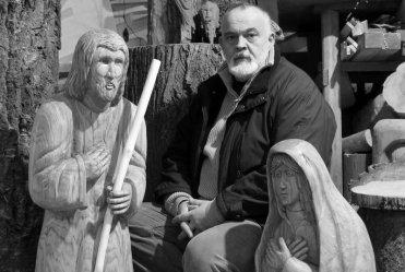 Nie żyje rzeźbiarz Mariusz Migasiński