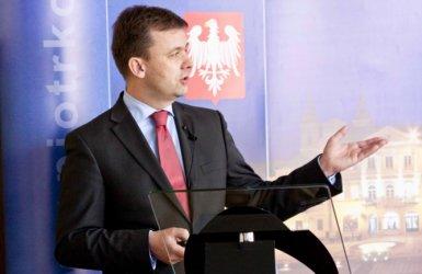 Prezydent Chojniak wskazuje kierunek