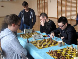 Młodzi szachiści znów rywalizowali (AKTUALIZACJA)