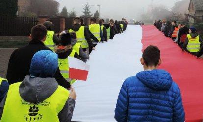 Gmina Grabica: Szkoła w Brzozie też świętowała 100-lecie