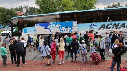 Dzieci z Woli Krzysztoporskiej wyjechały do Zakopanego