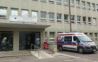 48-latka zmarła tuż przed przyjęciem do szpitala