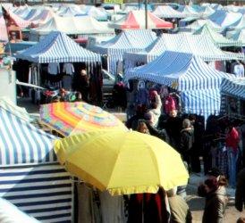 Czy bazar przy Dmowskiego zostanie zlikwidowany?