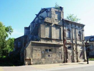 Ruiny jednak do remontu?