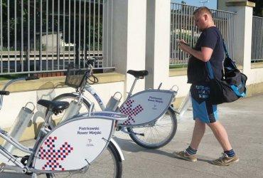 Koniec konsultacji. Gdzie staną stacje Piotrkowskiego Roweru Miejskiego?
