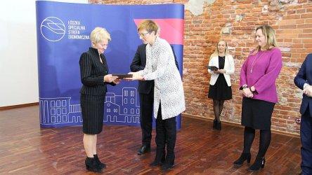 Nowy inwestor w Specjalnej Strefie Ekonomicznej w Woli Krzysztoporskiej