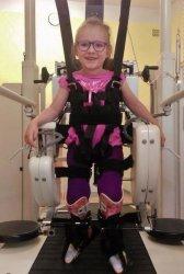 Maraton po zdrowie dla Marysi