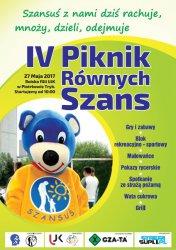 Piknik Równych Szans w Piotrkowie