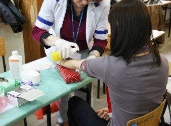 Piotrków: Dzień dawcy szpiku w UJK