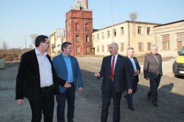 Powstaną Moszczenickie Tereny Inwestycyjne