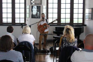 Pieśni Kaczmarskiego można było posłuchać w Piotrkowie
