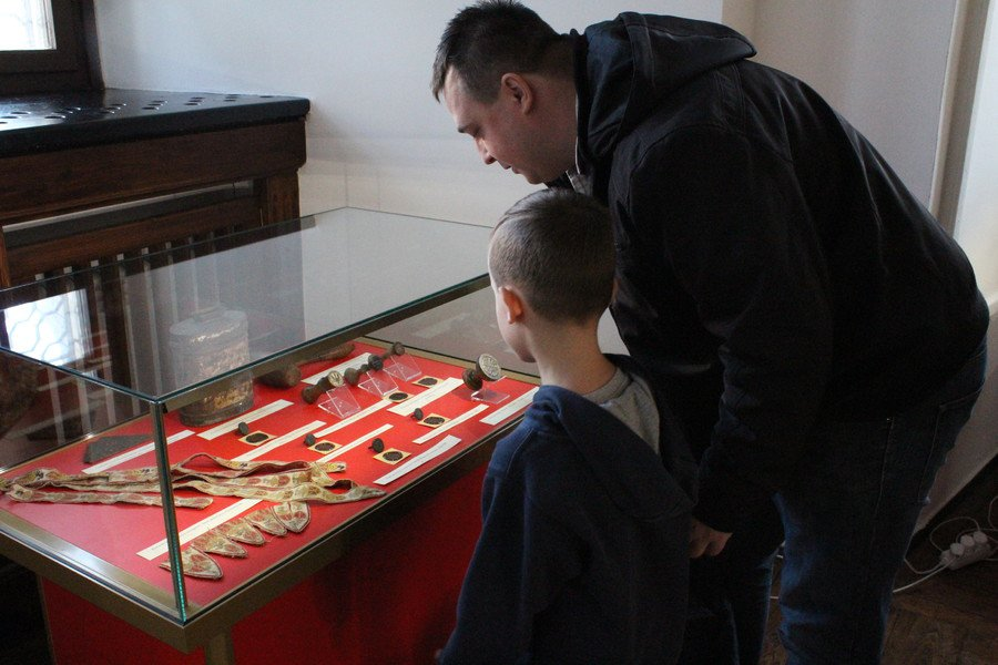 Unikatowe zabytki w piotrkowskim muzeum