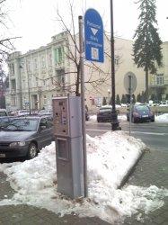 Piotrków: Nowe parkomaty już czekają na klientów