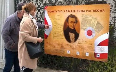 Muzeum w Piotrkowie przygotowało wystawę poświęconą Konstytucji 3 Maja