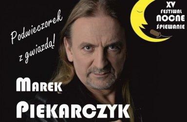 Marek Piekarczyk na podwieczorku w Piotrkowie