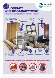 Uwaga mieszkańcy – ostatnie dni zbiórki odpadów gabarytowych!