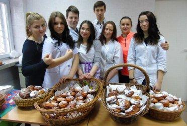 Słodko i tłusto w szkole w Bujnach
