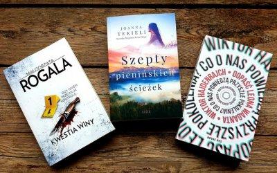 Książka na weekend – Romans w scenerii pienińskich krajobrazów