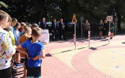 Nowe Miasteczko Ruchu Drogowego w Gorzkowicach