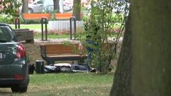 24-latek znaleziony martwy w Parku Świętojańskim