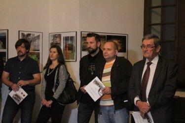 Wernisaż wystawy Fcztery