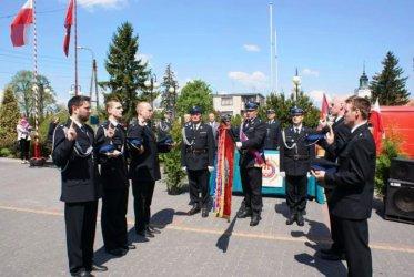 Rocznica uchwalenia Konstytucji i Dzień Św. Floriana w Wolborzu