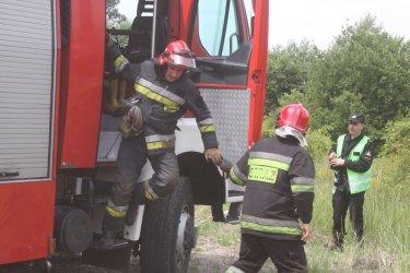W sprawie owadów do strażaków, w sprawie barszczu do urzędu
