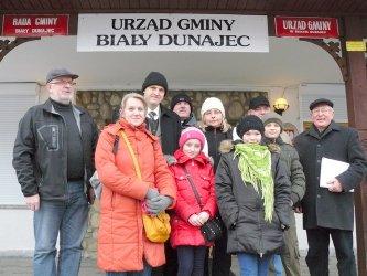 Rywalizowali w Białym Dunajcu