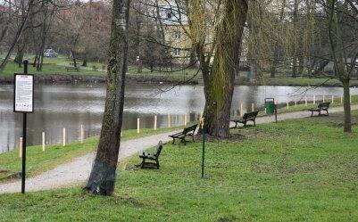 Rozpoczęły się prace na terenie parku Belzackiego