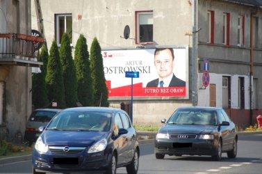 Z ulic Piotrkowa znikają plakaty wyborcze