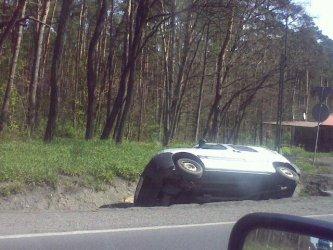 Ku przestrodze innym kierowcom